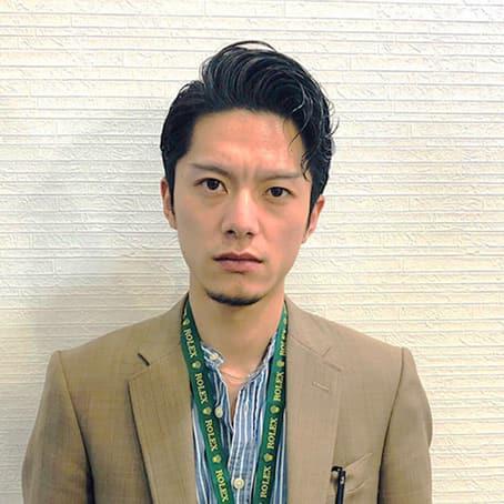 傳田マネージャーの真顔