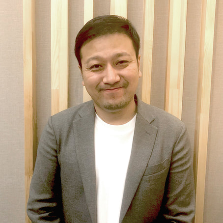 渡辺ゼネラルマネージャーの笑顔